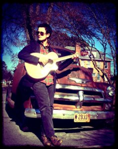 Local musician Hunter Grigg is set to play a lunchtime show in The Cave this Tuesday. Photograph by: Contributed