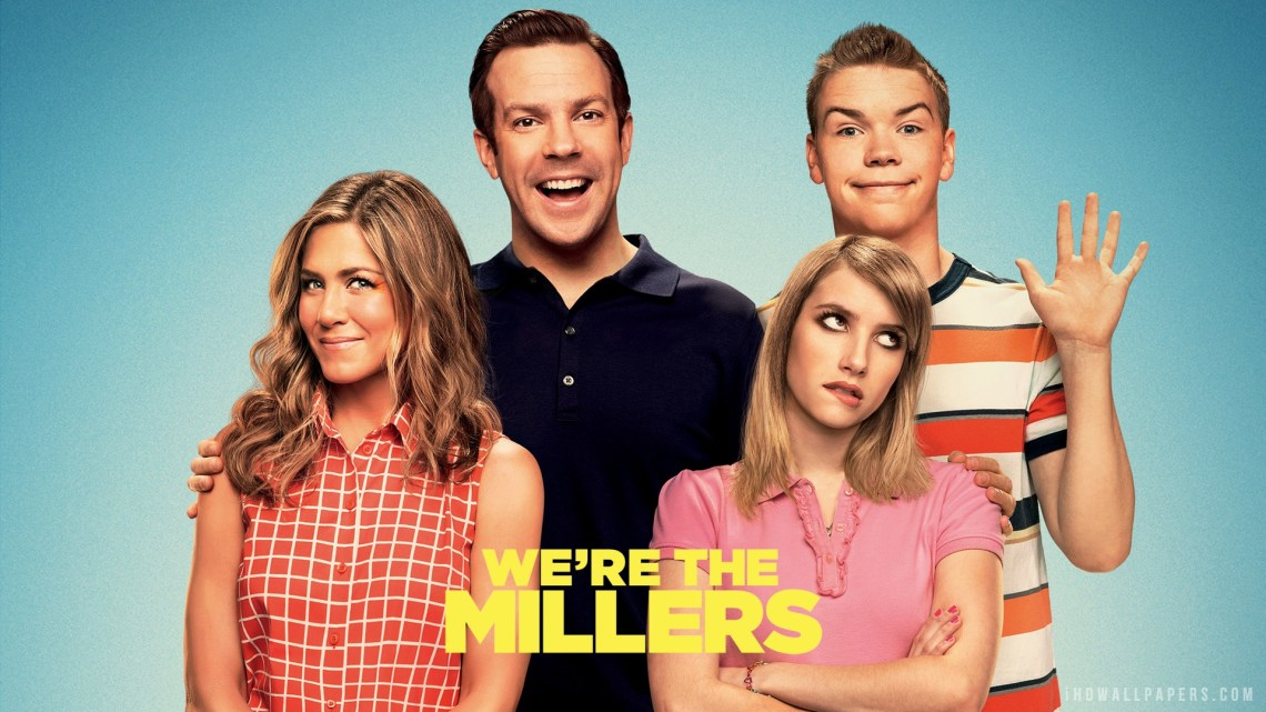 """We're the Millers"" is one of many relaxing movies that can evoke laughs during this otherwise stressful week. (Contributed)"