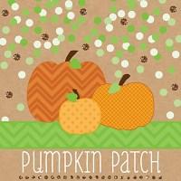 Fall Pumpkin baby shower supplies
