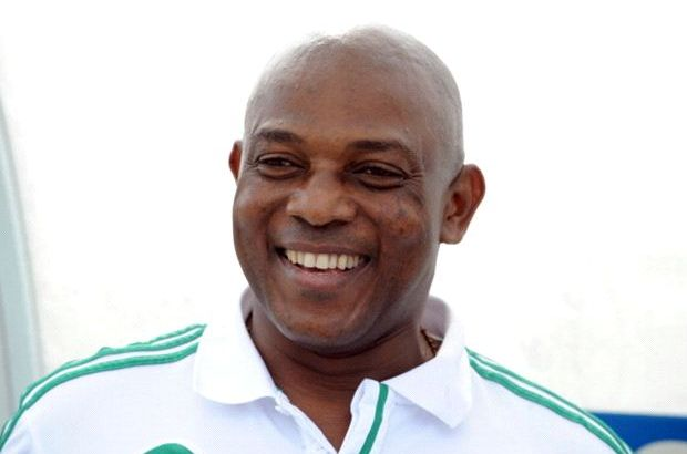 Stephen Keshi ex Nigerian Defender and coach