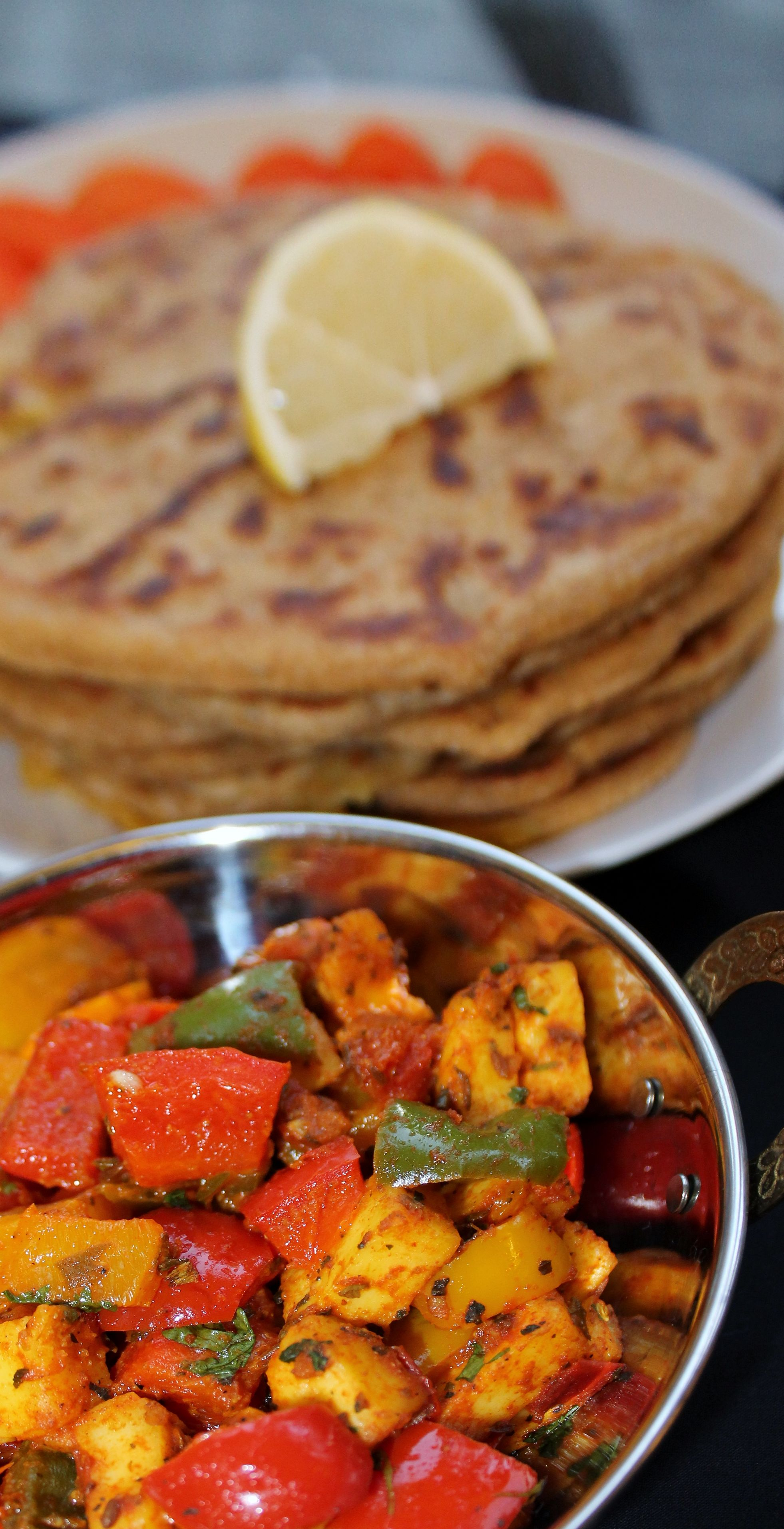 how to make indian bread kulcha