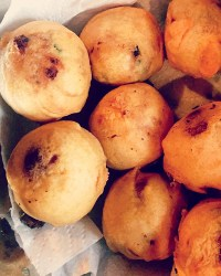 Aloo Bonda (Potato Stuffed Fritters)