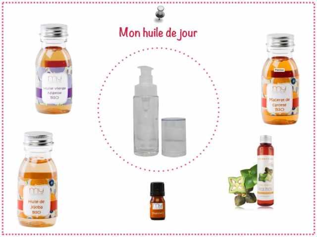 huile végétale peau