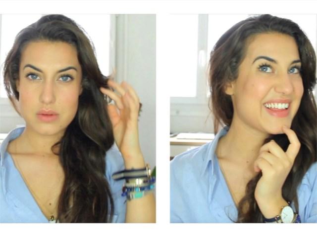 maquillage bonne mine