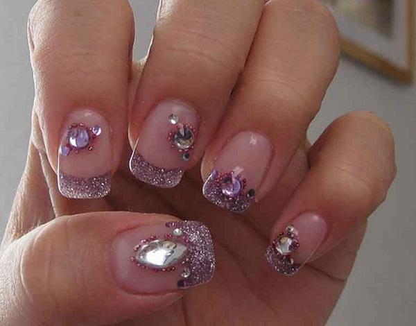 glitter-nail-design