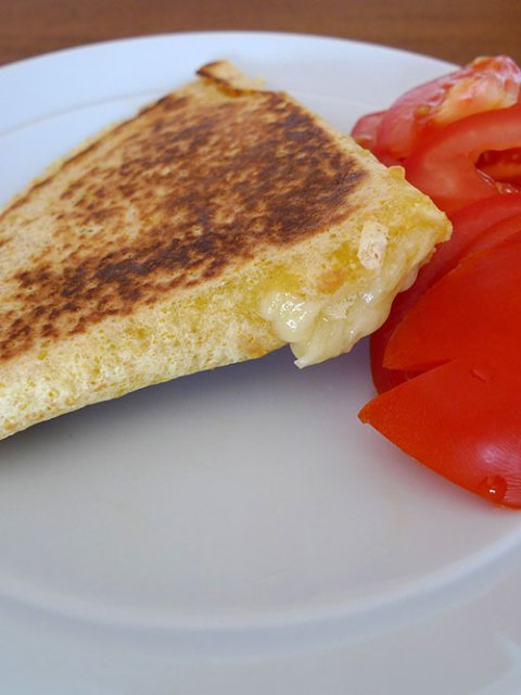 Quesadilla: fast, simple, yum!