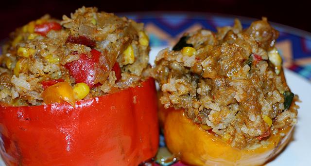 Italian Stuffed Peppers Recipe
