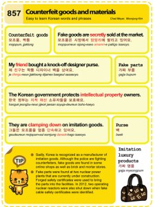 857-Counterfeit Goods and Materials