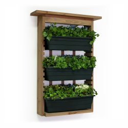 Stylish Algreen Garden View Vertical Planter Say Hello To Vertical Planter Upright Garden Planters