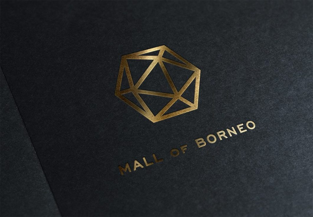 Mall Of Borneo Logo
