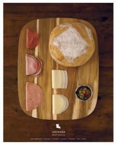 Louisiana's Muffuletta, by Stately Sandwiches