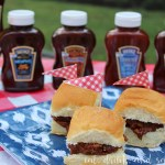 BBQ party with Heinz