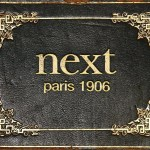 Next Restaurant - Paris: 1906 by Grant Achatz, Nick Kokonas, Dave Beran & Christian Seel