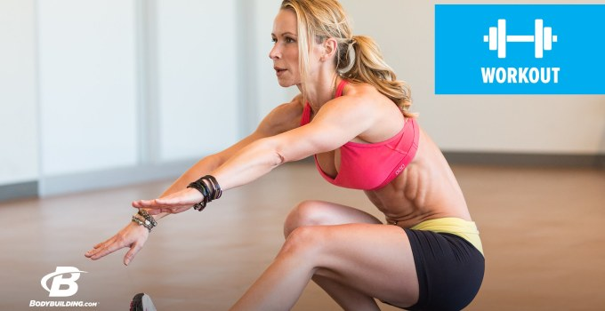 The At-Home Lower Body Blast
