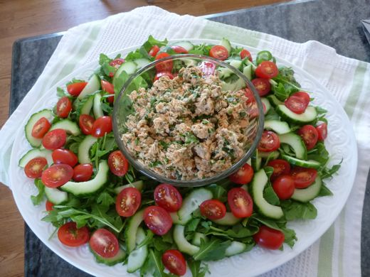 canned salmon recipes