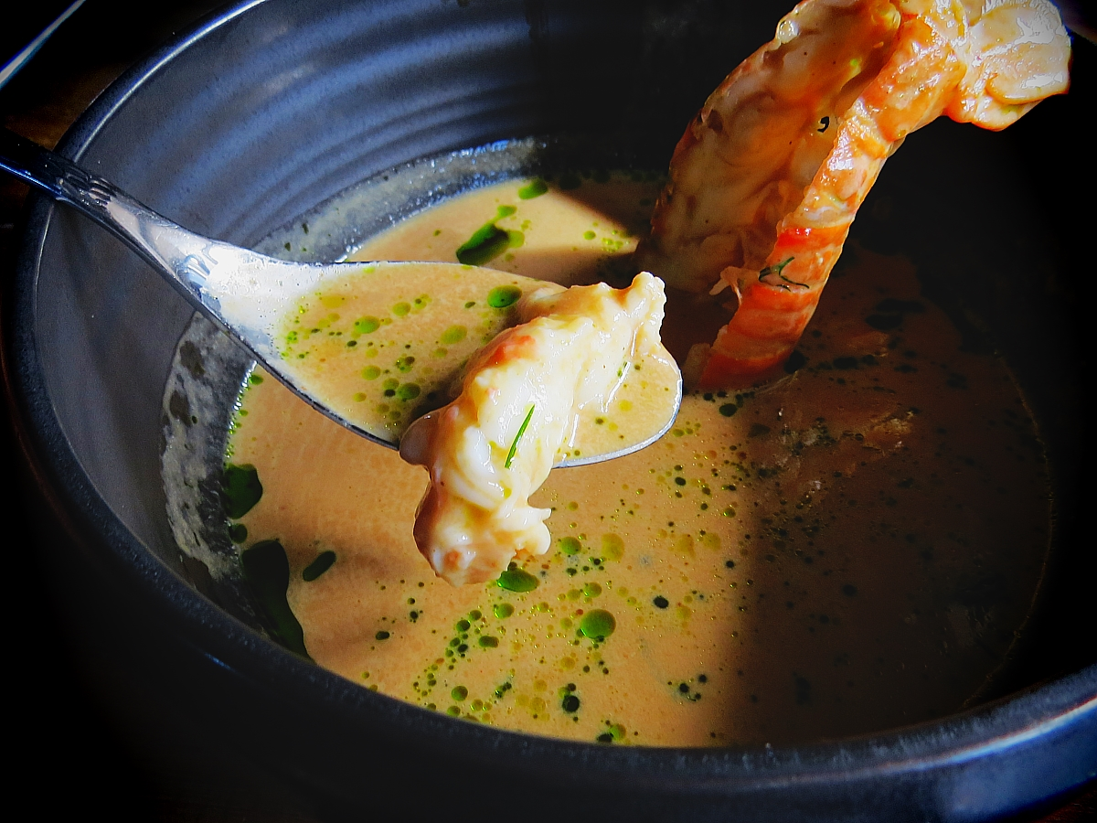 Which Restaurant Has The Best Lobster Soup In Reykjavík?