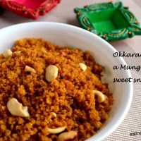Okkarai, a 5-ingredient Sweet Dish for Diwali and Meatless Mondays (gluten-free, vegan)