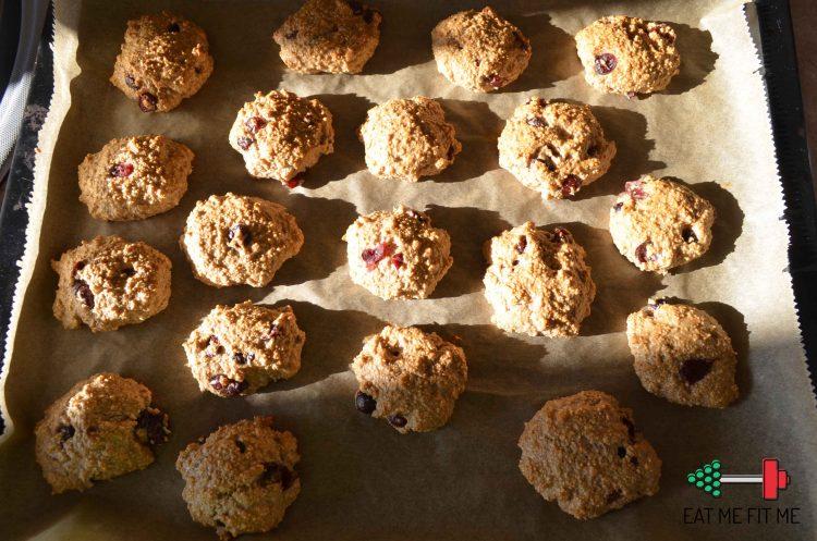 Zdrowa i dietetyczna przekąska – aramantusowe ciasteczka