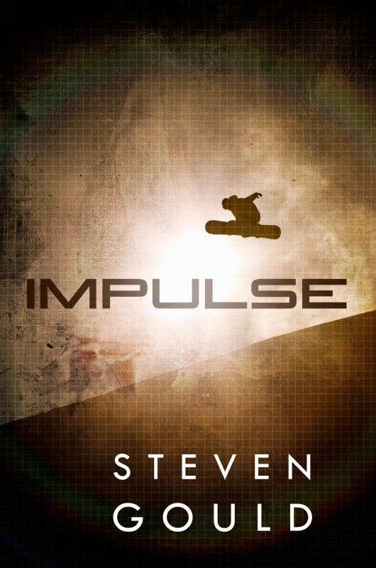 Cover of Impulse by Steven Gould