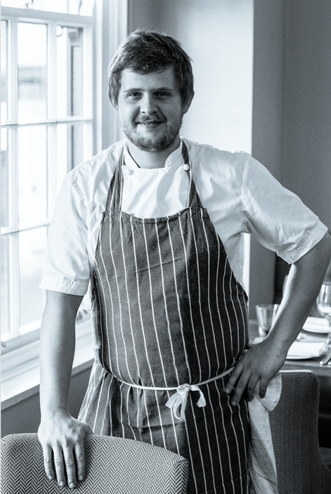 New Head Chef Tommy Bolland