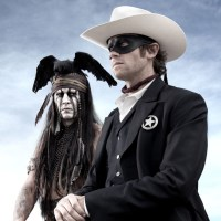 First Look: The Lone Ranger {Official Movie Posters and Movie Trailer} #LoneRanger