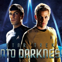 Star Trek Into Darkness Movie Review #IntoDarkness