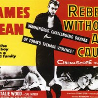 """Rebel Without A Cause"" {1955, Starring James Dean & Natalie Wood} #50FromThe50s"