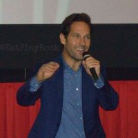 Paul Rudd At The #AntMan Pre-Screening In New York City #sponsored