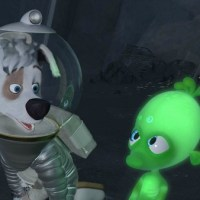 Space Dogs: Adventure To The Moon Official Trailer #SpaceDogs