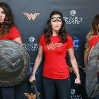 See Authentic Wonder Woman Costumes At DC Universe: The Exhibit