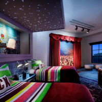 Hard Rock Hotel Debuts Future Rock Star Suites At Universal Orlando Resort