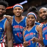 Win 1 of 2 Harlem Globetrotters Family 4 Packs!