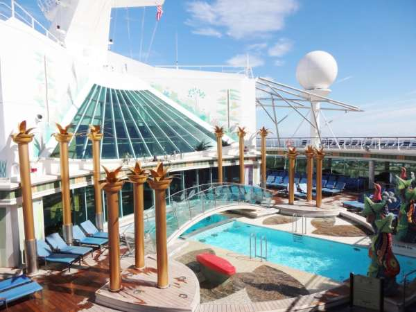 Things to do on a cruise
