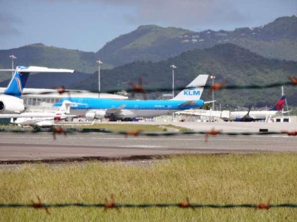 KLM has arrived!