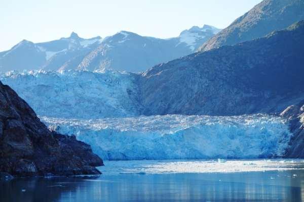 Alaska, Cruise, Sawyer Glacier, Celebrity Solstice, Tracy Arm Fjord