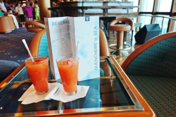 Mai Tai 1 Enchantment of the Seas Review
