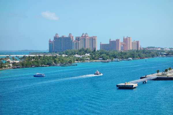 Bahamas 1 Enchantment of the Seas Review