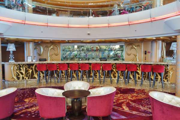 R Bar Enchantment of the Seas Review