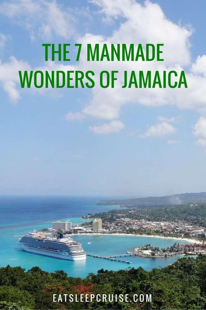 The 7 Manmade Wonders of Jamaica