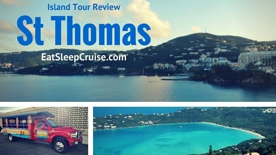 St Thomas Island Tour Review