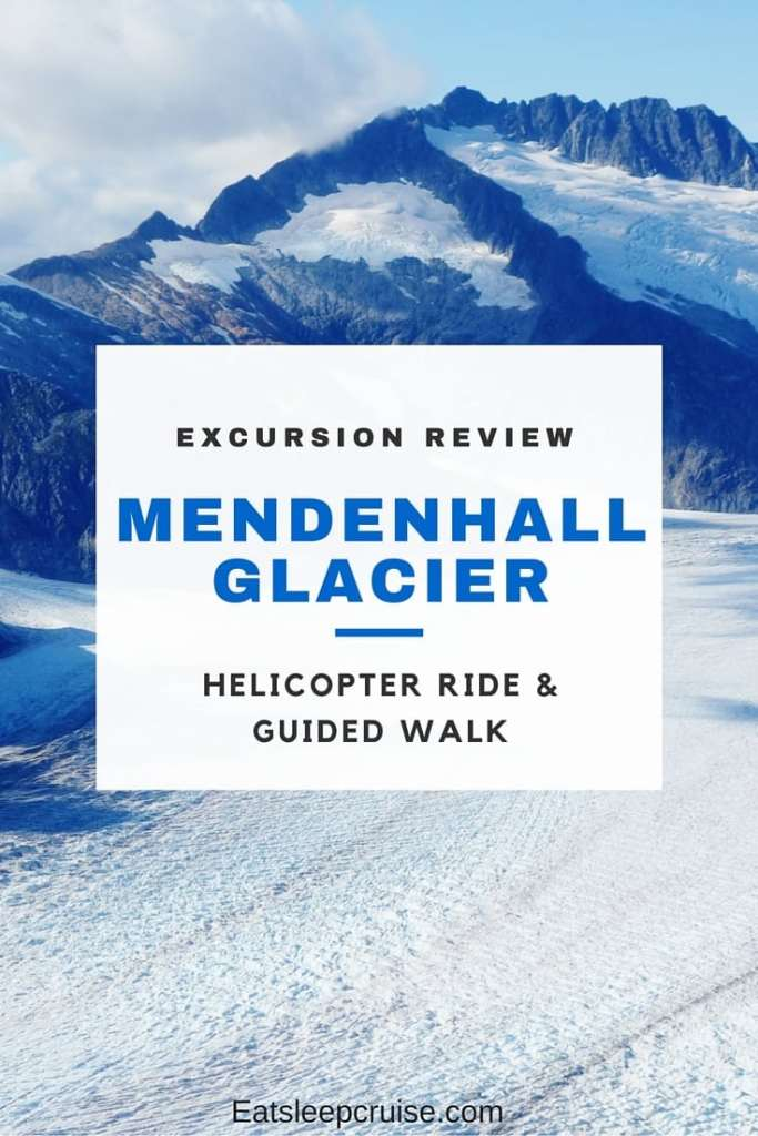Mendenhall Glacier Helicopter Tour and Guided Walk