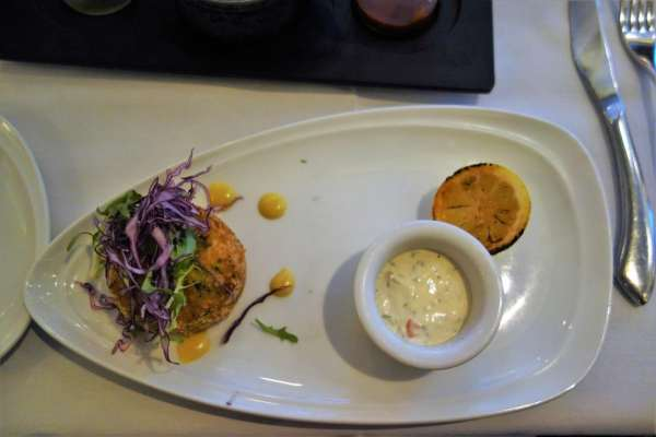 Chops Grill Oasis of the Seas Review