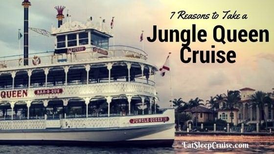 Take a Jungle Queen Riverboat Cruise