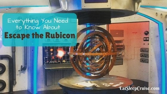 Everything You Need to Know About Escape the Rubicon on Harmony of the Seas