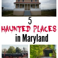 5 Haunted Places in Maryland to Visit this Halloween