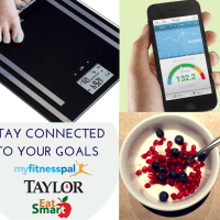 The Smartest, New Scale on the Market Partners with MyFitnessPal