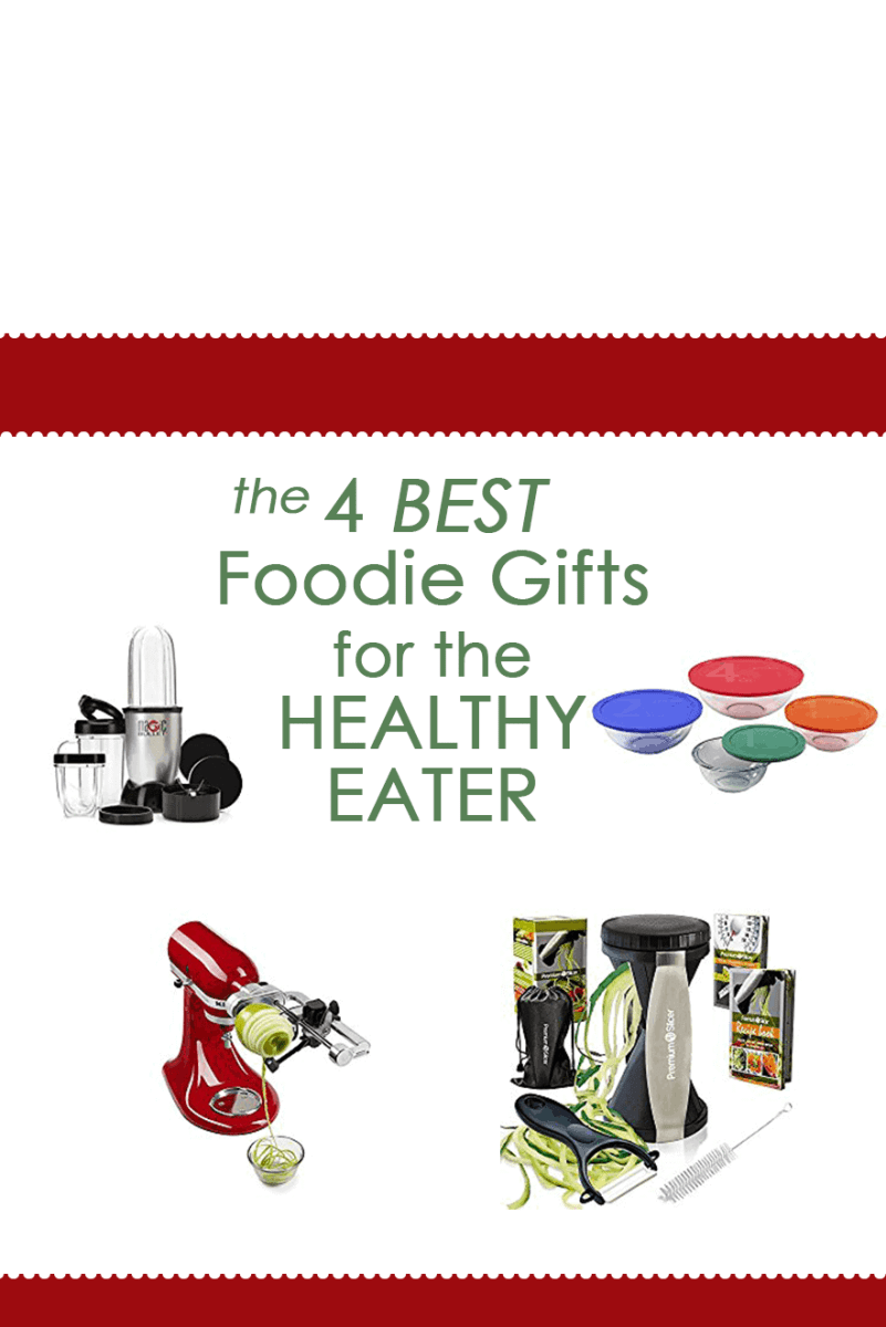The 4 Best Kitchen Gadgets for the Healthy Foodie
