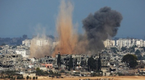 GAZA WAR RESUMES 19-08-14