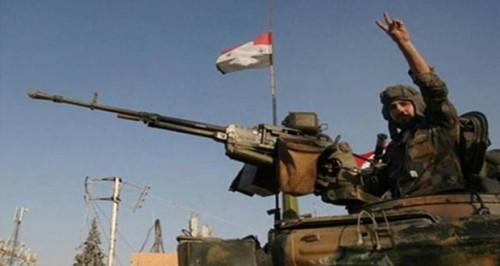 SYRIA MILITARY MOREK