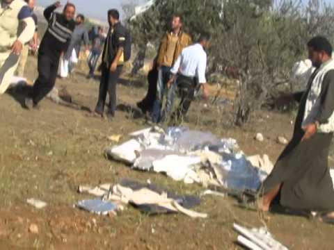 """Syria Daily: Another Regime """"Massacre"""" — Scores Killed by Barrel Bombs on Refugee Camp in Northwest"""
